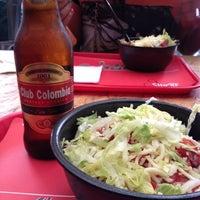 Photo taken at Sipote Burrito by Polianna P. on 10/19/2012