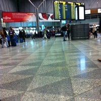 Photo taken at Terminal 2 by Tuuli H. on 10/16/2012