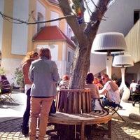 Photo taken at Café Fara by Tomáš B. on 4/14/2013