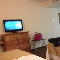 Photo taken at Holiday Inn Express Hotel & Suites by Letush A. on 3/17/2013