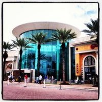 Photo taken at The Mall At Millenia by Farina P. on 4/21/2013