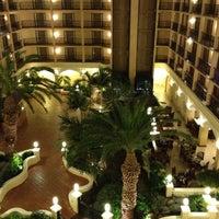 Photo taken at Sheraton Suites Tampa Airport Westshore by Lauren ♔. on 10/17/2012