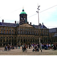 Photo taken at Dam Square by Lauren ♔. on 7/2/2013