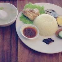 Photo taken at Wajan Oriental Cuisine by elizabeth k. on 8/17/2013
