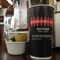 Photo taken at Johnnie's Pastrami by dutchboy on 6/12/2013