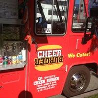 Cheer Burger Food Truck