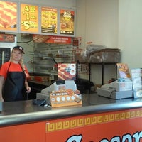 Photo taken at Little Caesars Pizza by Monserrat E. on 6/30/2014