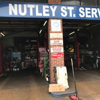 Photo taken at NUTLEY ST SERVICE CENTER by Joshua on 7/5/2017