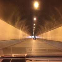 Photo taken at Armstrong Tunnel by Joshua on 12/29/2015