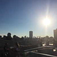 Photo taken at Meetup HQ Roof Deck by Joshua on 8/13/2015