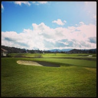 Photo taken at Eagle Point Golf Course by Jocelyn C. on 1/26/2013