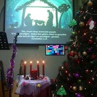 Photo taken at balıkesir kilisesi by Nur S. on 12/25/2016