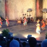 Photo taken at Garuda Wisnu Kencana (GWK) Cultural Park by Teofanus D. on 5/7/2013
