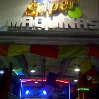 Photo taken at Super Maquinas by Vivianc G. on 10/21/2012