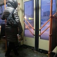 Photo taken at Троллейбус № 44 by Алексей С. on 3/13/2013