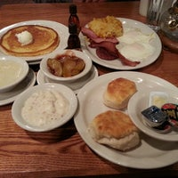 Photo taken at Cracker Barrel Old Country Store by A.N.T. on 4/10/2013