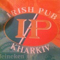 Снимок сделан в Irish Pub пользователем Роман М. 10/8/2012