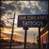 Photo taken at Ink Dreams Tattoo by Lauren S. on 6/22/2013