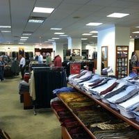 Photo taken at Jos. A. Bank Clothiers Inc. by Joseph O. on 9/30/2012