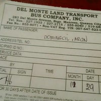 Dltb Co Pasay Tramo Terminal Bus Station In Pasay
