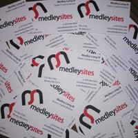 Photo taken at MedleySites by Medley L. on 2/20/2013