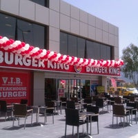 Photo taken at Burger King by Tuğrul A. on 4/6/2013