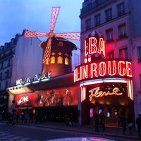 Photo taken at Moulin Rouge by Kirill R. on 2/3/2013