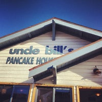 Photo taken at Uncle Bill's Pancake House by Joseph S. on 4/10/2013