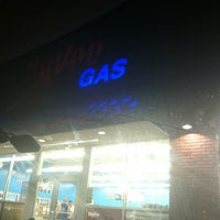 Photo taken at Hy-Vee Gas by Carlos G. on 7/25/2013