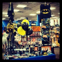 Photo taken at FYE by Trisha S. on 10/13/2012
