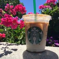 Photo taken at Starbucks by Olga S. on 6/13/2016