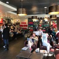 Photo taken at Starbucks by Olga S. on 11/27/2016