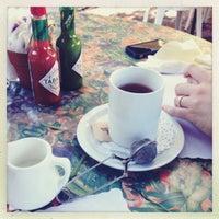 Photo taken at Alana's Cafe by Olga S. on 10/21/2012