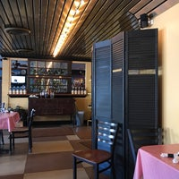 Photo taken at Amici by Olga S. on 10/31/2017
