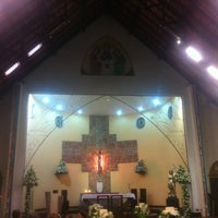 Foto tomada en Igreja Santa Joana D'Arc por Íris Z. el 2/23/2013
