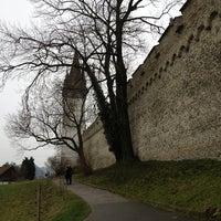 Das Foto wurde bei Museggmauer von Hattie am 1/6/2013 aufgenommen