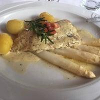 Photo taken at Ristorante Azzurro - La Cucina Italiana by Sven N. on 6/2/2017