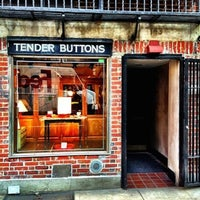 Photo taken at Tender Buttons by Gothamist on 7/17/2015