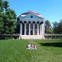 Photo taken at University of Virginia by Kim C. on 5/26/2013