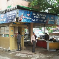 Photo taken at Galaxy cafe by Girish G. on 8/19/2013