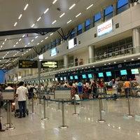 Photo taken at Da Nang International Airport (DAD) by Ba L. on 7/8/2013
