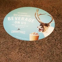 Photo taken at Caribou Coffee by William W. on 9/18/2016
