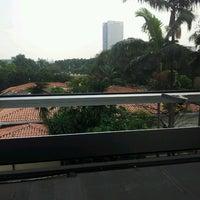 Photo taken at Edificio Barao De Rothschild by Eduardo V. on 4/1/2013