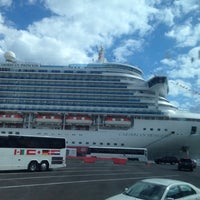 Photo taken at Port Everglades Terminal 2 by Karl V. on 11/10/2012