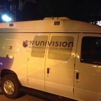 Photo taken at KUVS Univision 19 / KTFK UniMás 64 by Gary S. on 4/18/2013