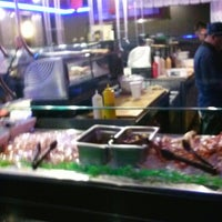 Photo taken at Sakura Japanese Buffet by Nory W. on 12/18/2012