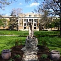 Photo taken at Bowling Green State University by Matt P. on 5/8/2014