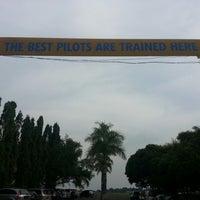 Photo taken at Sekolah Tinggi Penerbangan Indonesia (STPI) by Ivan A. on 7/6/2013