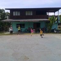 Photo taken at Gelanggang Bola Tampar by Jack N. on 3/6/2013