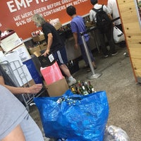 Photo taken at The Beer Store by Matthew B. on 7/23/2017
